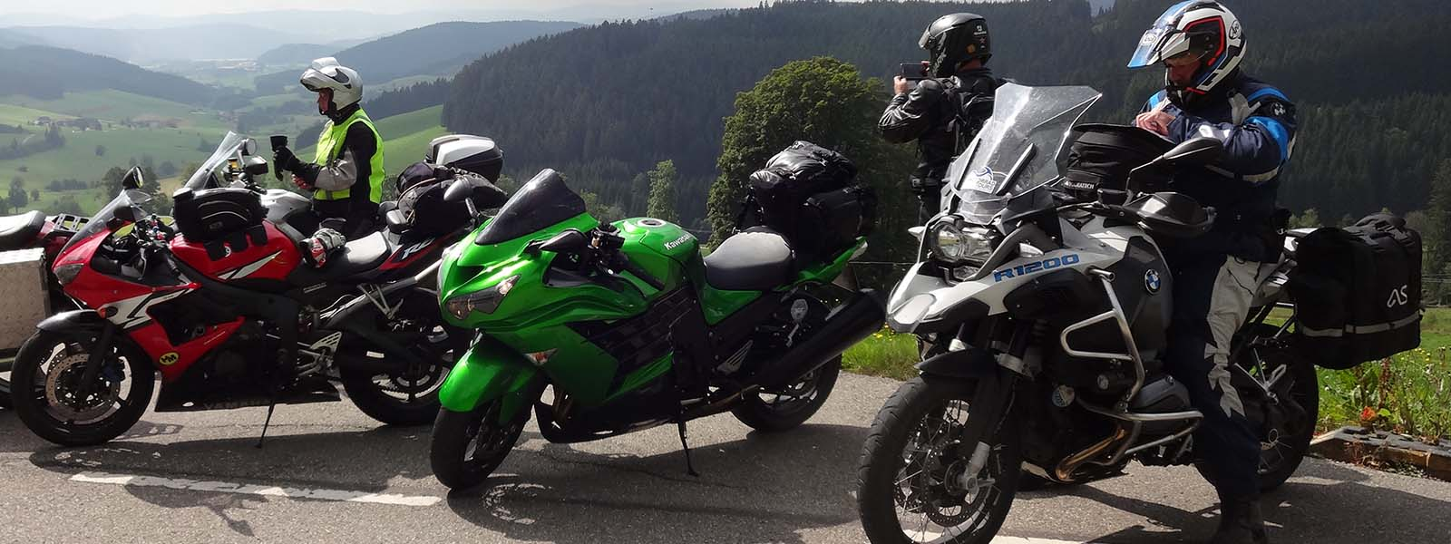 The Black Forest, The Mosel & Rhine valley's, Hunsruck National Park & Vosges Motorcycle Tour