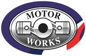 Motorworks Border Logo