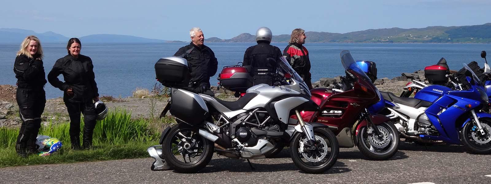 Scotlands West Coast Motorcycle Tour – Argyll & Bute / Kintyre