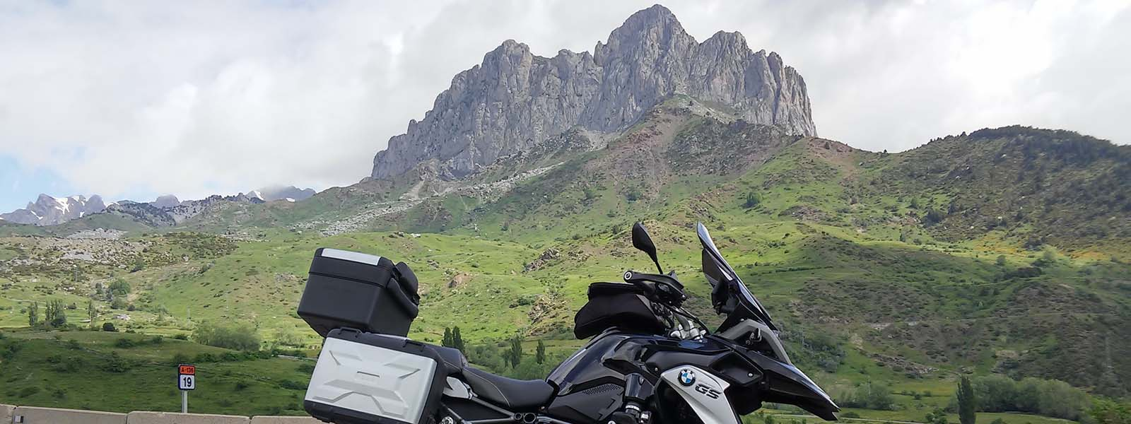 France & Spain Motorcycle Tour – Andorra & Pyrenees