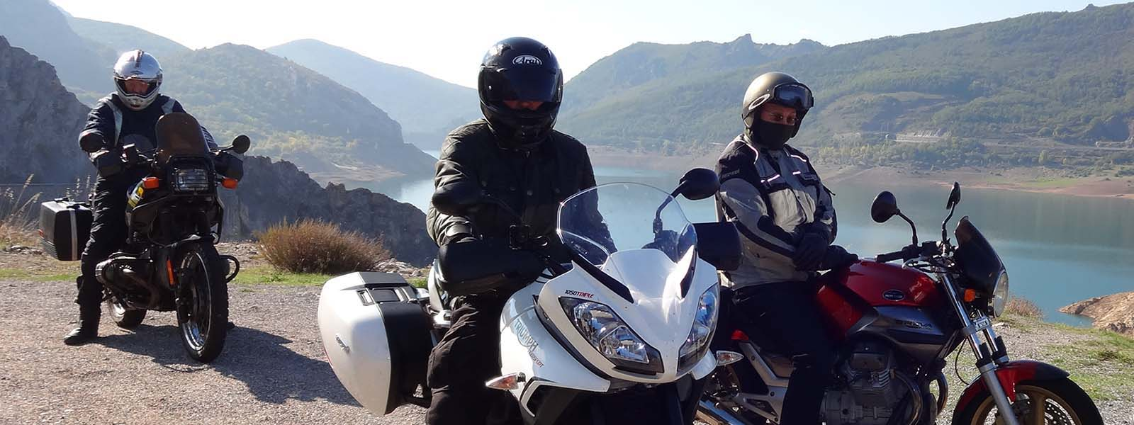 The Northern Spain and Portugal Motorcycle Tour including the Picos de Europa
